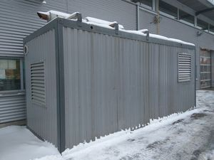 Дизель-электростанция б/у FG Wilson SW250 200 кВт