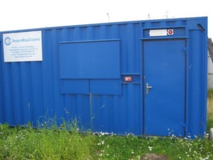 Дизель-генераторная установка Cummins AC-550