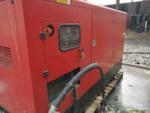 Дизель-генератор с наработкой 80 кВт Pramac GSW110D
