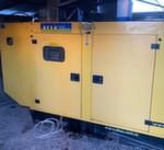 Дизельный генератор Aksa APD145 100 кВт