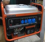 Бензиновый генератор Zongshen PH 13500 E 10 кВт
