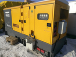 Дизельная электростанция 222 кВт Atlas Copco QAS 275 Б/У