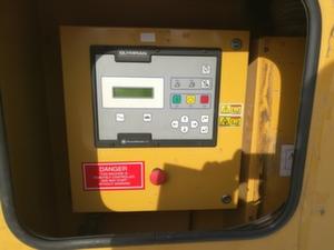 Дизель-генератор 320 кВт б/у Caterpillar Olympian GEP450-2