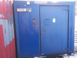 Дизель-генератор Б/У в контейнере 109 кВт Cummins C150D5