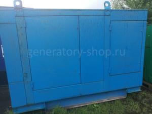 Дизель-генератор 100 кВт с наработкой