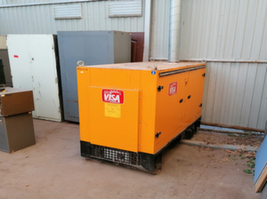 Дизельный генератор бу 24 кВт Onis VISA JD30 цена