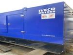 Дизель-генератор б/у 320 кВт Mobil Strom IS 400