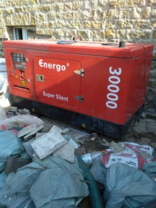 """Дизельная электростанция 24 кВт """"Energo"""""""
