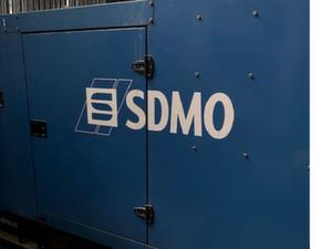 Электростанция SDMO J165 - 120 кВт бу