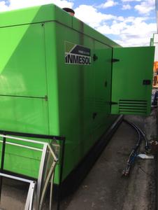 Дизельный генератор INMESOL 620V - 500 кВт