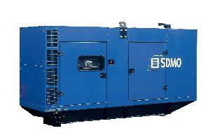Дизельный генератор с наработкой SDMO J275 - 200 кВт