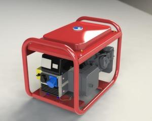 Бензиновый генератор Вепрь АБП4-230ВФ-БСГ 4 кВА