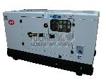 Кожухный генератор 24 - 25 кВт АД 24-Т400 Р (Проф) тихий