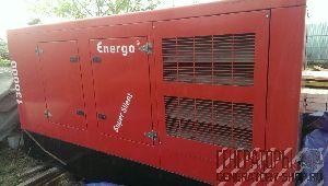 Дизельная электростанция Energo 100 кВт (130/400 IV-S в кожухе)