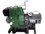 Дизельный генератор Lister Petter LHV13 - 9 кВт