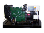 Дизель генератор Lister Petter LLD 410 - 26 кВт
