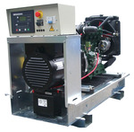 Дизельный генератор Lister Petter LLD 140 - 9 кВт
