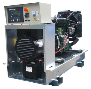 Дизель генератор Lister Petter LLD 190 - 12 кВт