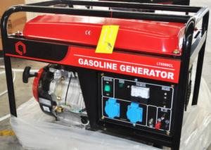 Бензиновый генератор АМПЕРОС LT5000СL-3 (трёхфазный)