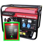 Бензиновый генератор 5 кВт АМПЕРОС LT6500CLE