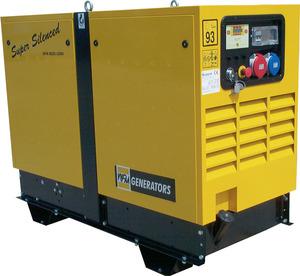 Дизель-генератор WFM Master M145-LDEW - 11,6 кВт