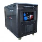 NEW! Бензиновый генератор MITSUI Power ECO ZM 12500 SE-3
