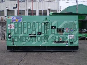 Генератор б\у NIPPON SHARYO NES 220 SHE (150 кВт)