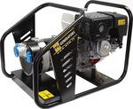 Бензиновый генератор 7 кВт WFM OPEN PN80-MH