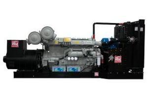 Дизель-электростанция 824 кВт Onis Visa P1050 открытая