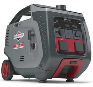 [3кВт] Инверторный генератор Briggs & Stratton P3000