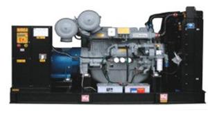 Дизель-генератор Onis Visa P805 - 640 кВт