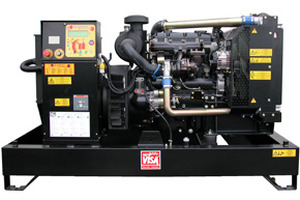 Дизель генератор 80 кВт ONIS VISA P105
