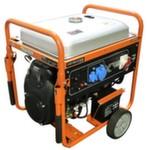 Бензиновый генератор 10 кВт Zongshen PB 12003 E цена