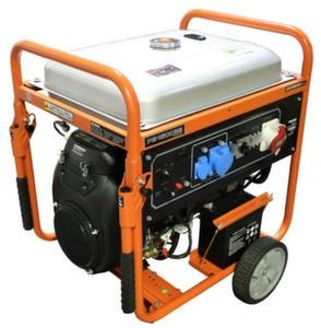 Бензиновый генератор 10 кВт Zongshen BP 12003 E цена