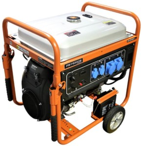 Бензиновый генератор 10 кВт Zongshen BP 11000 E цена