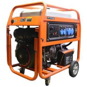 Генератор бензиновый 16 кВт ZONGSHEN PB 18000