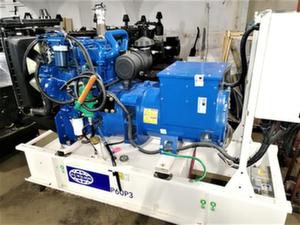 Дизельный генератор бу Wilson P60P3 50 кВт