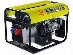 Бензиновый генератор 5,5 кВт Pramac ES8000 (трёхфазный)