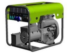 Дизельный генератор Pramac S15000 14,6 кВт