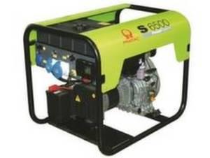 Дизельный генератор Pramac S6500 5 кВт