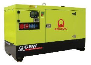 Дизель генератор 80 кВт Pramac GSW110V