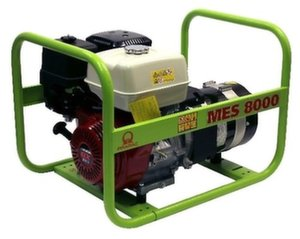 Бензиновый генератор Pramac MES8000 5,8 кВт