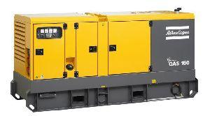 Дизель генератор б/у Atlas Copco QAS150 - 120 кВт