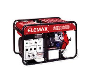 Бензиновый генератор Sawafuji Elemax SH11000-R - 9,5 кВа