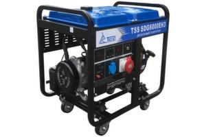Трехфазный дизельгенератор TSS SDG 6000EH3 6 кВт