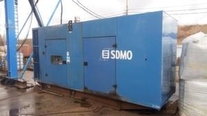 Дизельная электростанция SDMO D700 500 кВт