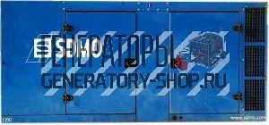 Б\у электростанция SDMO J165 - 120 кВт