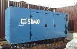 Дизельная электростанция б/у SDMO JS120 - 100 кВт