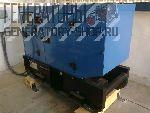 SDMO T16K в кожухе дизельная электростанция 12.8 кВт
