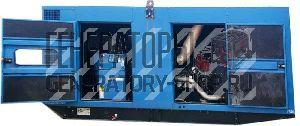 Б\у электростанция SDMO V550K - 400 кВт